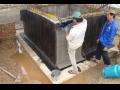 Biện pháp chống thấm bể nổi